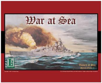 War at Sea (third edition) board game