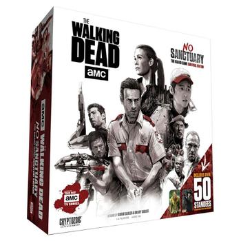 Walking Dead: No Sanctuary Survivor Tier board game