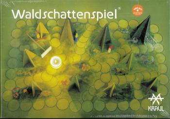 Waldschattenspiel (Fancy Version) board game