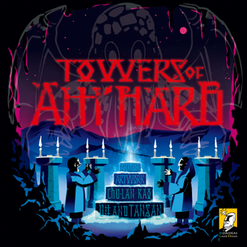 Towers of Äm'härb board game