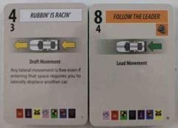 Thunder Alley: Deck Set board game