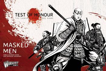 Test of Honour: The Samurai Miniatures Game - Masked Men board game