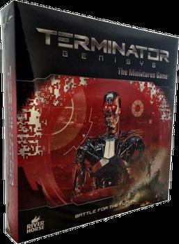 Terminator: Battle for the Future board game