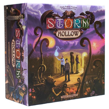 Storm Hollow: Big Box Edition board game
