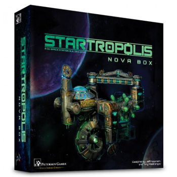 Startropolis: Nova Box board game