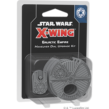 Star Wars: X-Wing (Second Edition) - Imperial Maneuver Dial Upgrade Kit board game