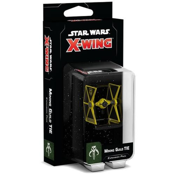 Star Wars X-Wing Second Edition: Mining Guild TIE board game