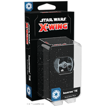 Star Wars X-Wing Second Edition: Inquisitors' TIE board game