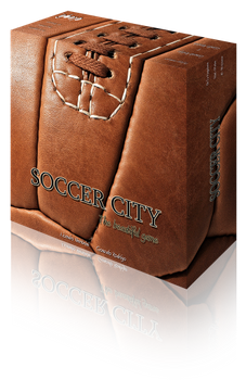 Soccer City: The Beautiful Game board game
