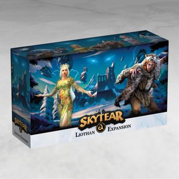 Skytear: Liothan board game