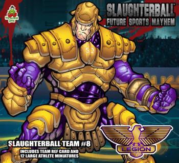 Slaughterball: Team Legion board game