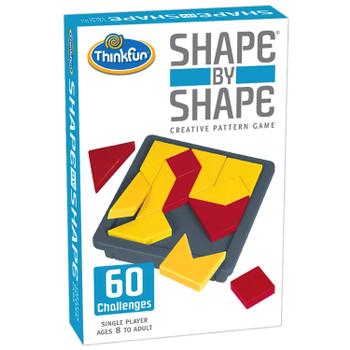 Shape By Shape board game