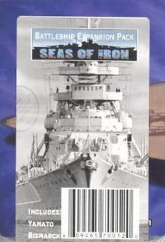 Seas of Iron: Battleship Expansion Pack board game