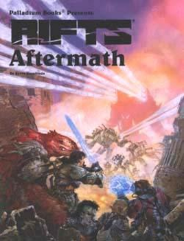 Rifts Aftermath board game