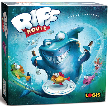 Riff Route board game