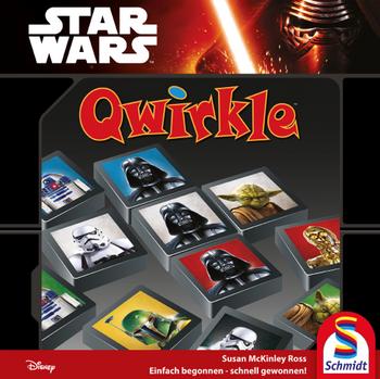 Qwirkle: Star Wars board game