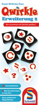 Qwirkle: Erweiterung 2 board game