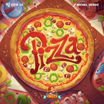 Pizza board game