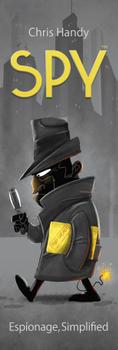 Perplext - SPY board game