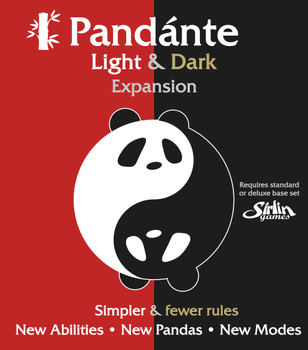 Pandánte: Light & Dark board game