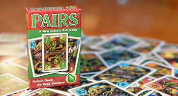 Pairs: Goblin Deck board game