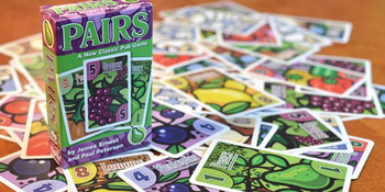 Pairs: A New Classic Pub Game board game