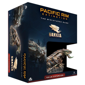 Pacific Rim: Extinction - Hakuja board game