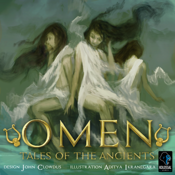 Omen: A Reign of War – Tales of the Ancients board game