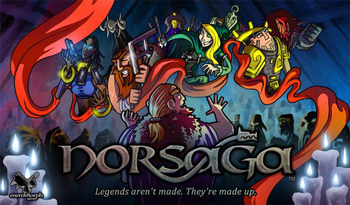 Norsaga: Ultimate Bundle board game