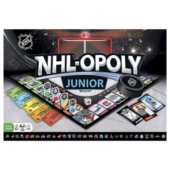 NHL-Opoly Junior board game