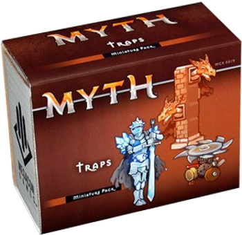 Myth: Traps board game