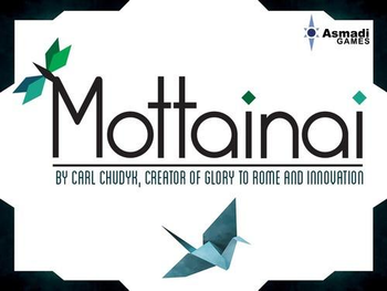 Mottainai board game