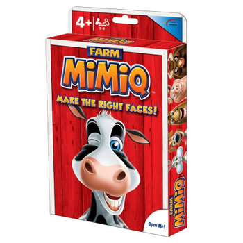MiMiQ Farm board game