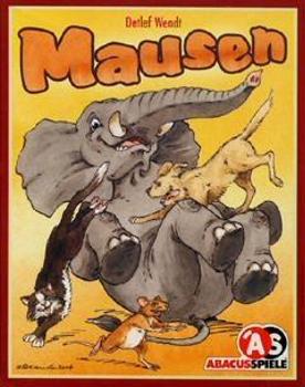 Mausen board game