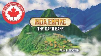 Inca Empire: The Card Game board game