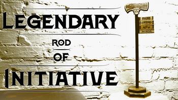 The Legendary Rod of Initiative board game