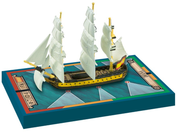Sails of Glory: Diana 1792 / Proserpina 1797 Ship Pack board game