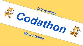 Codathon Board Game board game