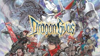 Dragon Gyas board game