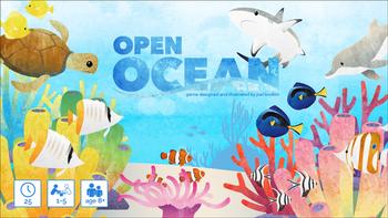 Open Ocean board game
