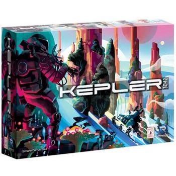 Kepler-3042 board game