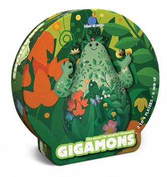 Gigamons board game