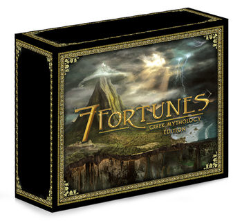7 Fortunes board game