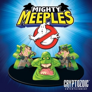 Mighty Meeples: Ghostbusters - 2016 Event 3-Pack Set board game