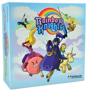 Rainbow Knights board game