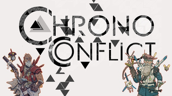 ChronoConflict: The Card Game board game