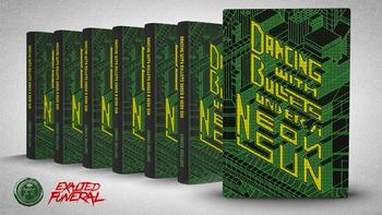 Dancing With Bullets Under a Neon Sun: A Light Cyberpunk RPG board game
