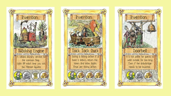 The Sagas of Noggin the Nog. The Lost Trilogy Expansion board game
