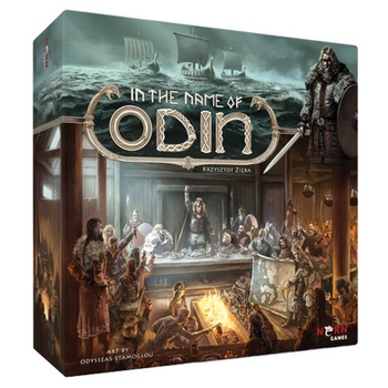 In the Name of Odin board game
