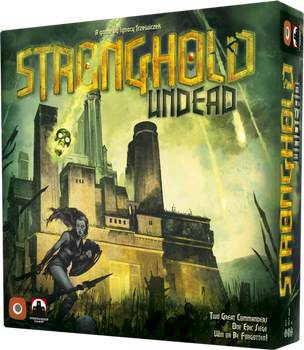 Stronghold: Undead (2nd Edition) board game